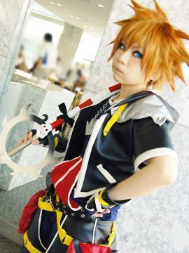 Cosplay Kingdom Hearts Ithxv2p6